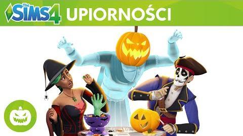 The Sims 4 Upiorności Akcesoria Zwiastun oficjalny