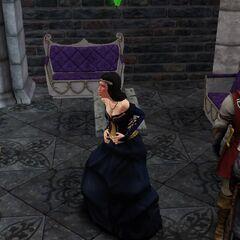 Poród w The Sims Średniowiecze