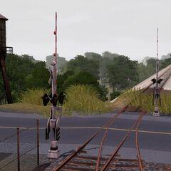 Tory i wieża ciśnień