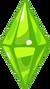 The Sims Social Plumbob.png