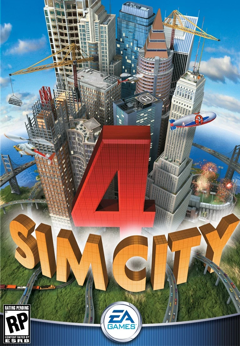 250px-SimCity 4 cover.jpg