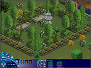 The Sims - ogród.jpg