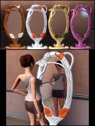 Simka przeglądająca się w lustrze.jpg