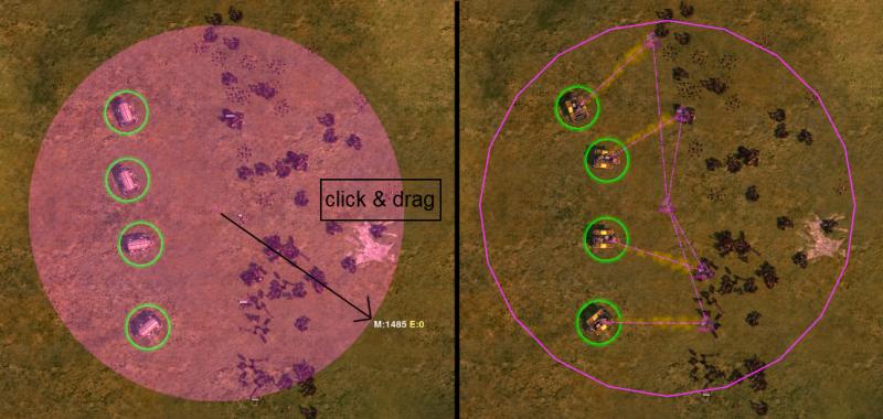 Area Commands 1