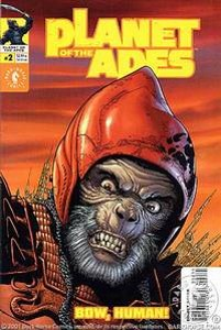 Plane Fighting Games >> Planet of the Apes (Dark Horse Comics) 2 | Planet of the ...