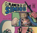 El Planeta De Los Simios (Argentinian Comic)