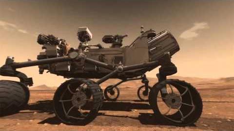 Amazing Movie of Mars Curiosity HDFan Feed