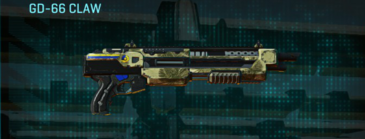Palm shotgun gd-66 claw