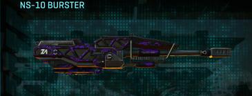 Vs loyal soldier max ns-10 burster
