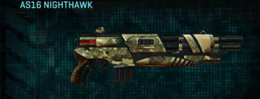 Palm shotgun as16 nighthawk