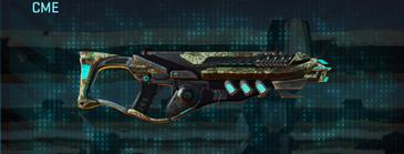Pine forest assault rifle cme