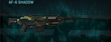 Temperate forest scout rifle af-6 shadow
