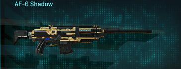 Sandy scrub scout rifle af-6 shadow