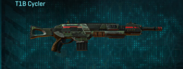 Amerish scrub assault rifle t1b cycler