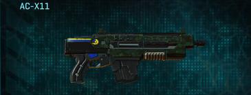 Clover carbine ac-x11