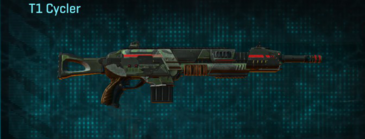 Amerish scrub assault rifle t1 cycler