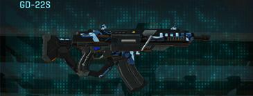 Nc alpha squad lmg gd-22s