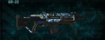 Nc urban forest assault rifle gr-22