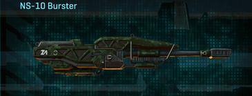 Clover max ns-10 burster