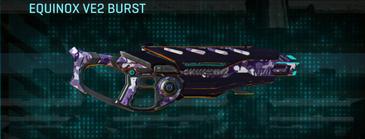 Vs urban forest assault rifle equinox ve2 burst