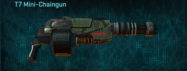 Amerish scrub heavy gun t7 mini-chaingun