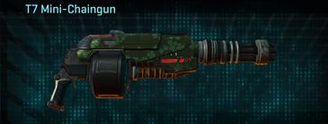 Clover heavy gun t7 mini-chaingun