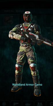 Tr woodland combat medic