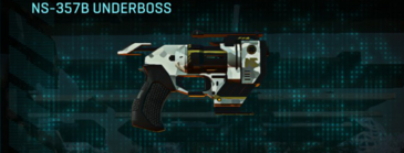 Northern forest pistol ns-357b underboss