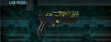 Jungle forest pistol la8 rebel