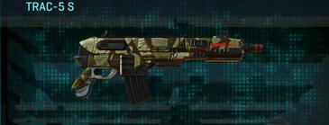 India scrub carbine trac-5 s