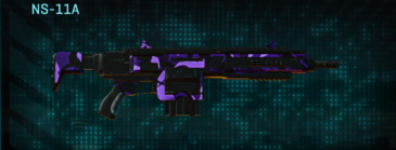 Vs alpha squad assault rifle ns-11a
