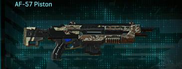 Arid forest shotgun af-57 piston