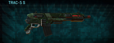 Clover carbine trac-5 s