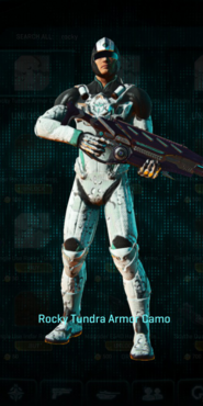 Vs rocky tundra combat medic