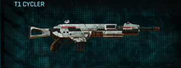 Rocky tundra assault rifle t1 cycler