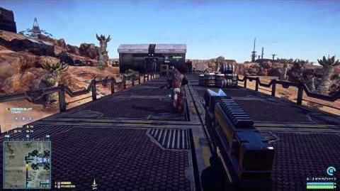 Planetside 2 BETA Combat Medic Gameplay Overview