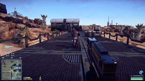 Planetside 2 BETA Combat Medic Gameplay Overview
