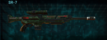 Clover sniper rifle sr-7
