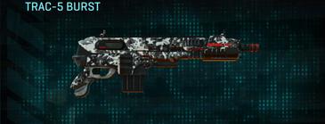 Snow aspen forest carbine trac-5 burst