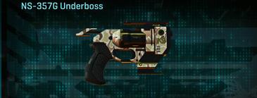 Arid forest pistol ns-357g underboss