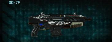 Snow aspen forest carbine gd-7f