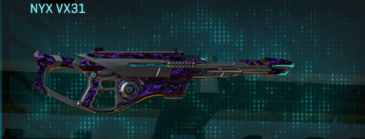 Vs digital scout rifle nyx vx31