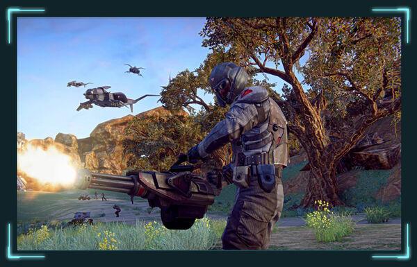 PS2 TR Ground Strike
