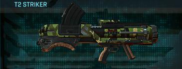 Jungle forest rocket launcher t2 striker