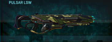Temperate forest lmg pulsar lsw