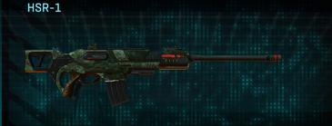 Clover scout rifle hsr-1