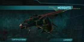Tr clover mosquito