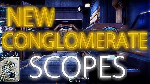 New Conglomerate Scopes (complete) - Planetside 2 Guide Commentary (beta)