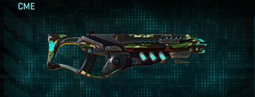 African forest assault rifle cme