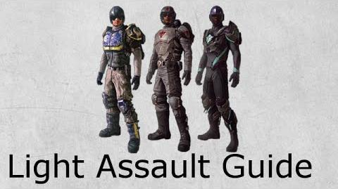 Light Assault Guide-Planetside 2